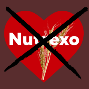Nutrexo logo crossed out